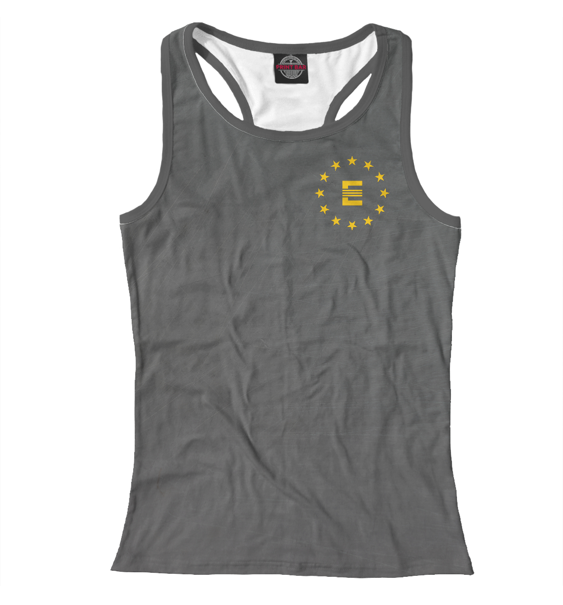 Купить Анклав [Enclave] - офицерская форма, Printbar, Майки борцовки, FOT-824771-mayb-1