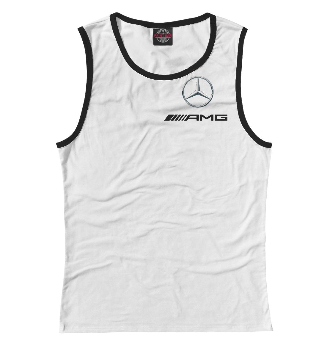 Купить Mercedes AMG, Printbar, Майки, MER-204591-may-1