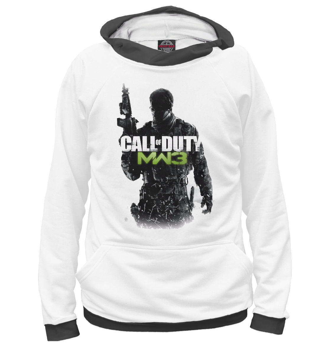 Купить Call of Duty, Printbar, Худи, COD-776909-hud-2