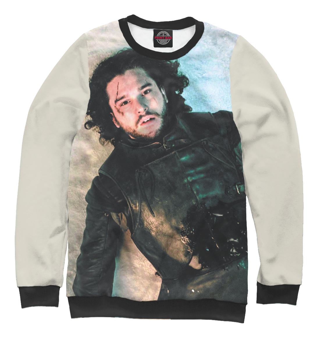 Купить Jon Snow, Printbar, Свитшоты, IGR-657276-swi-1