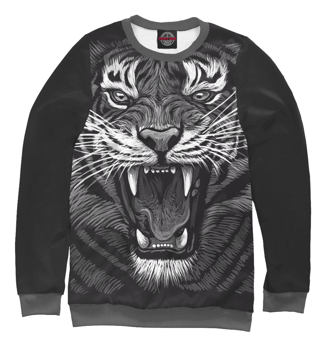 Купить Tiger Rage, Printbar, Свитшоты, HIS-343794-swi-1