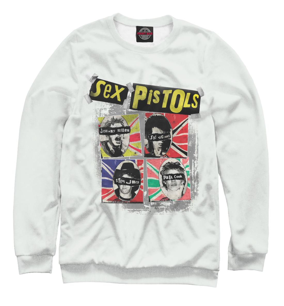 Купить Sex Pistols, Printbar, Свитшоты, MZK-849041-swi-1