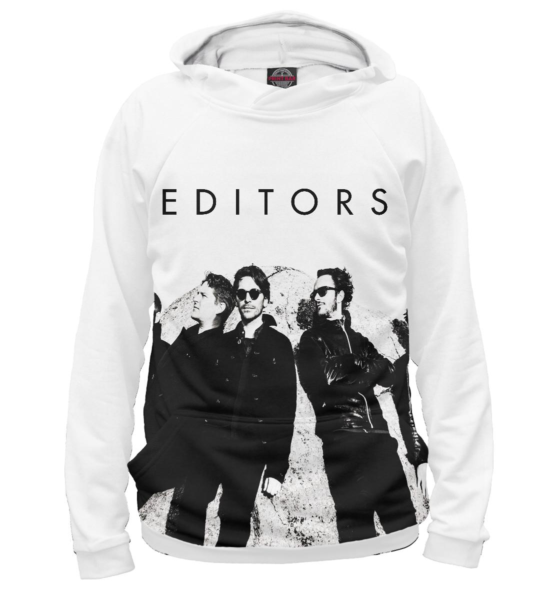 Купить Editors, Printbar, Худи, MZK-688616-hud-1