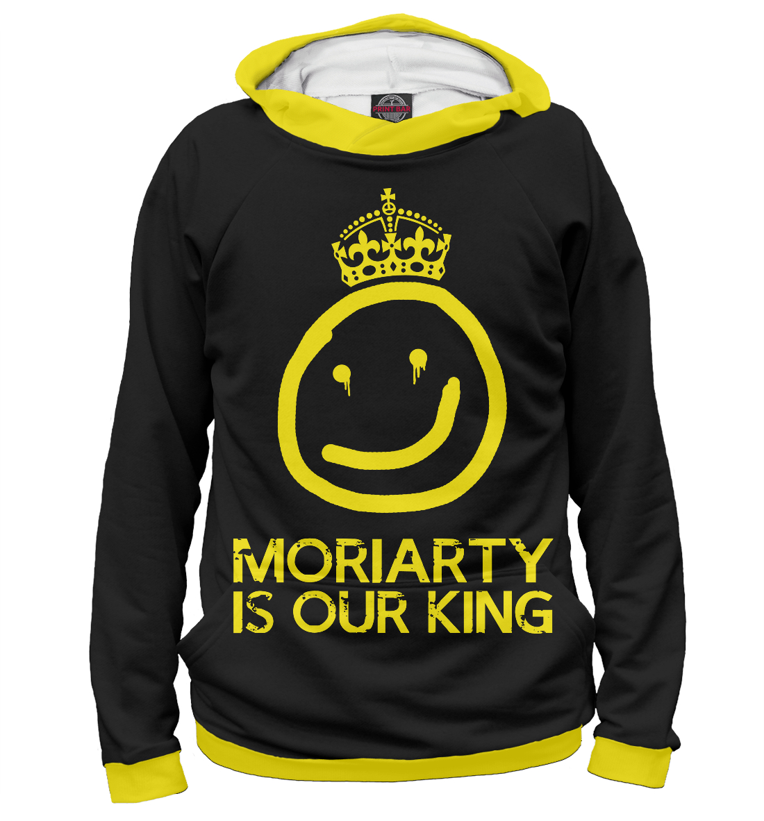 Moriarty is our King dark moriarty