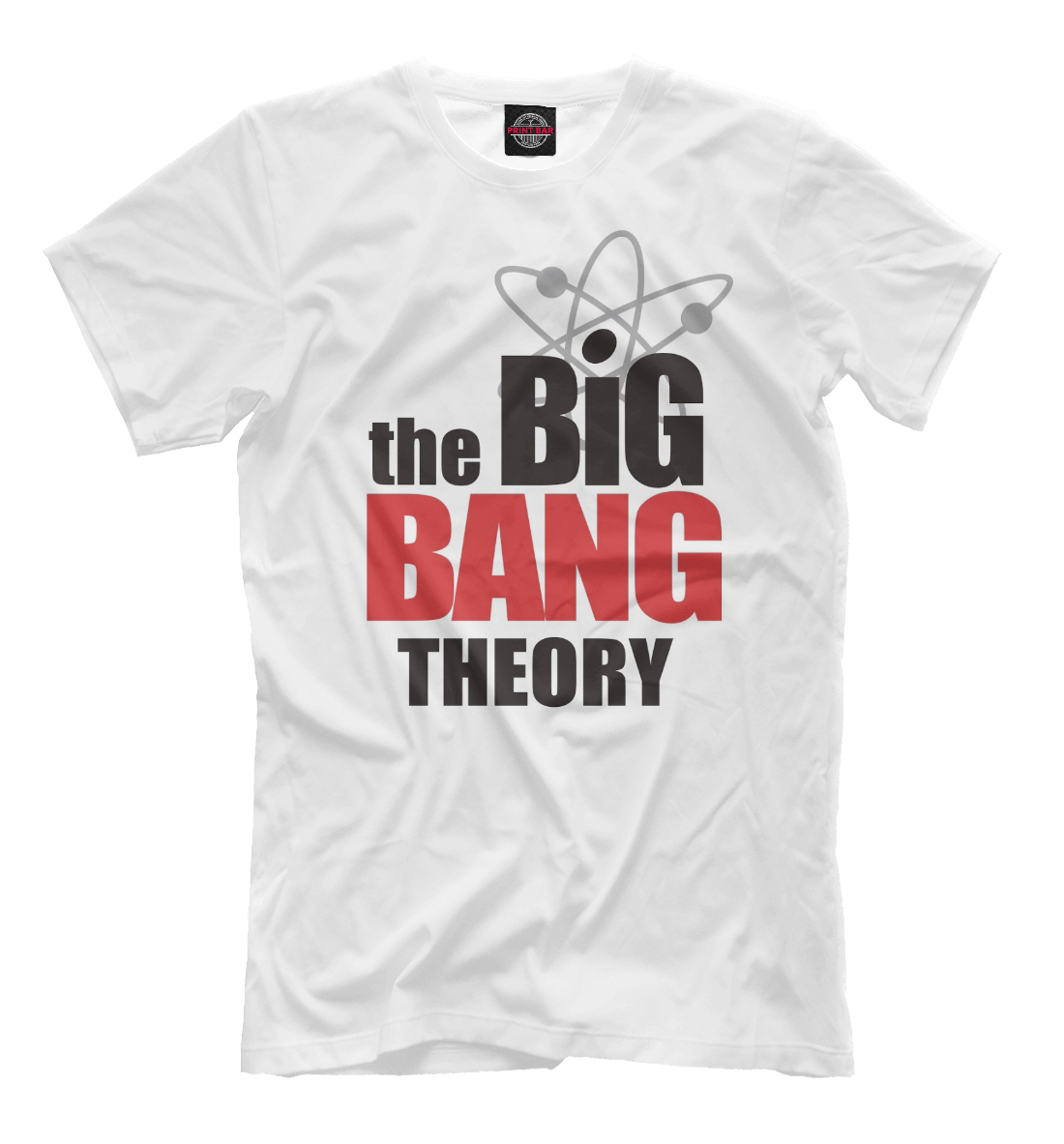 Купить The Big Bang Theory, Printbar, Футболки, TEO-602107-fut-2