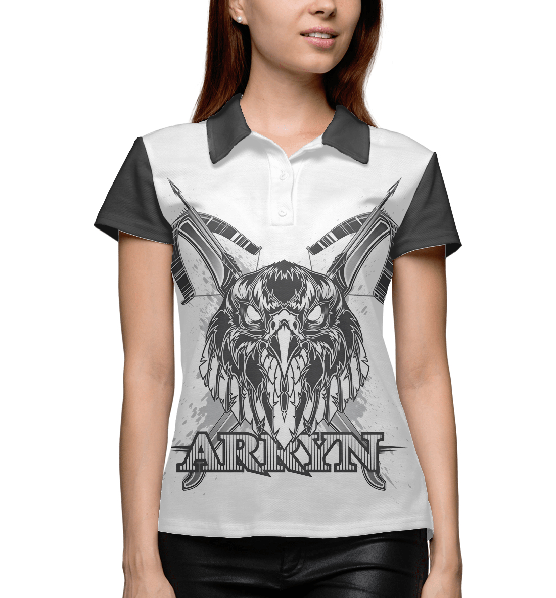 Купить Game of Thrones arryn, Printbar, Поло, IGR-756646-pol-1