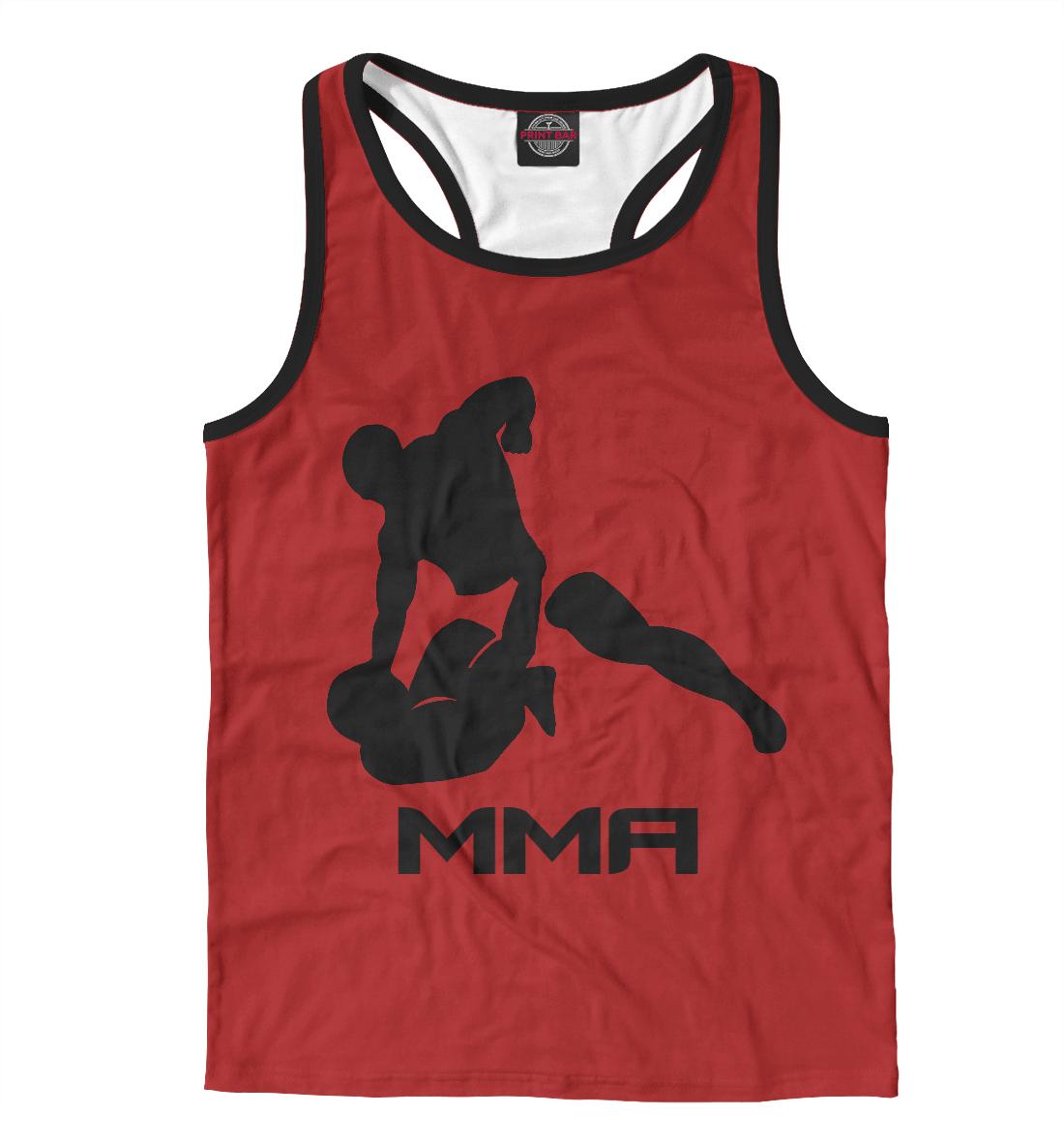 Купить MMA, Printbar, Майки борцовки, MNU-119024-mayb-2