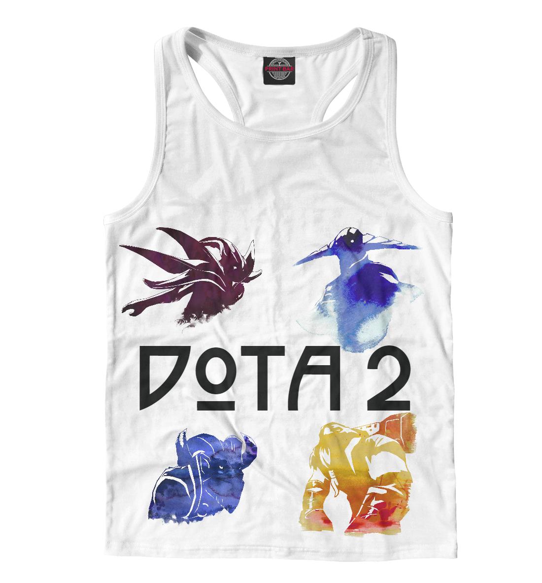 Купить Dota 2 prodject, Printbar, Майки борцовки, DO2-458222-mayb-2