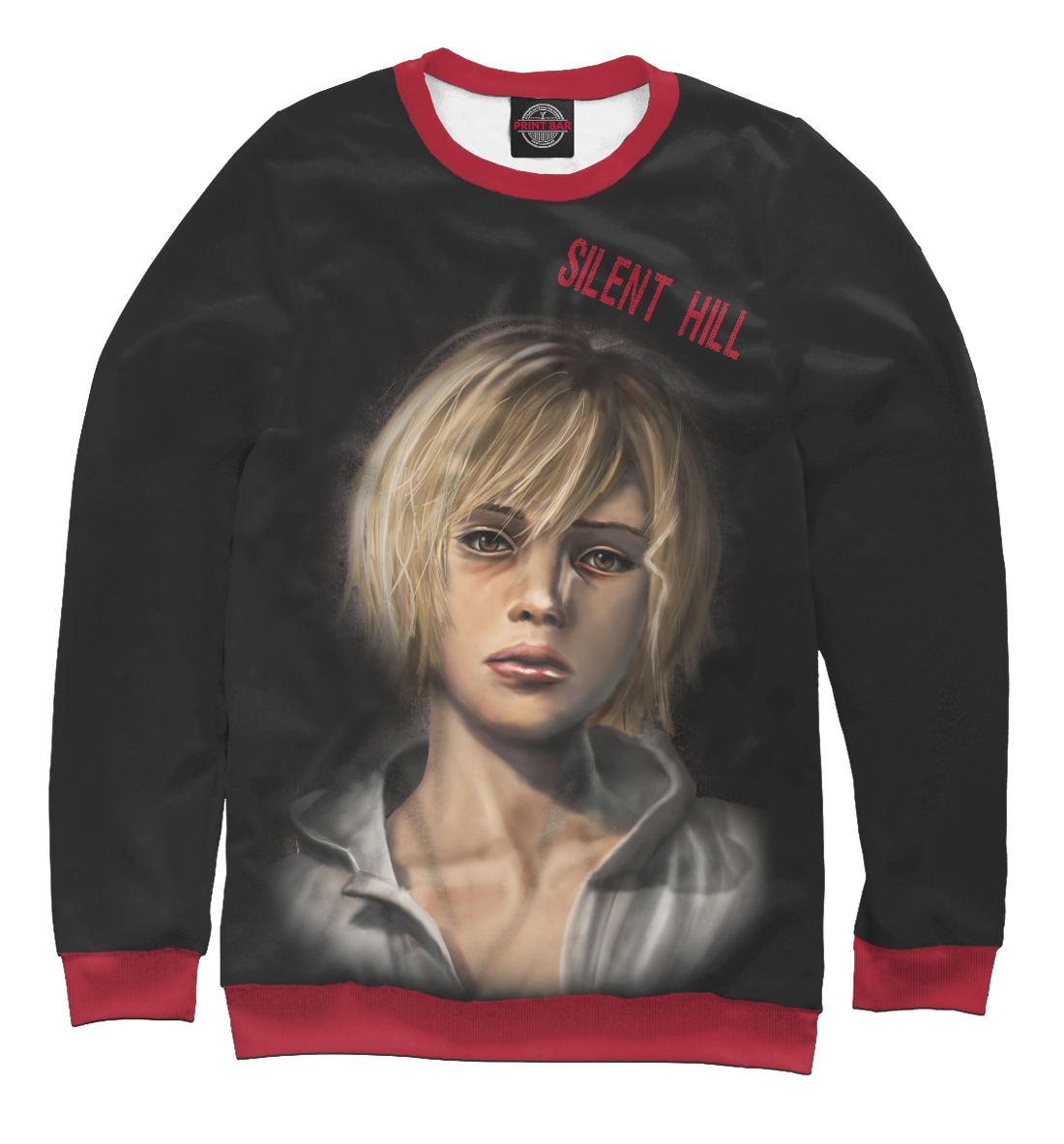 Купить Heather Mason (Silent Hill), Printbar, Свитшоты, RPG-479808-swi-1