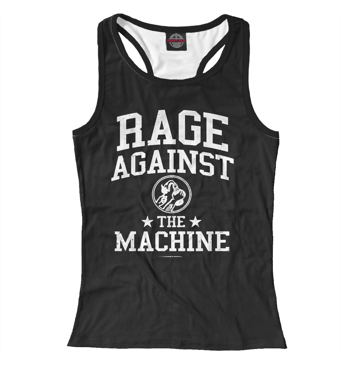 Купить Rage Against the Machine, Printbar, Майки борцовки, RAM-756702-mayb-1