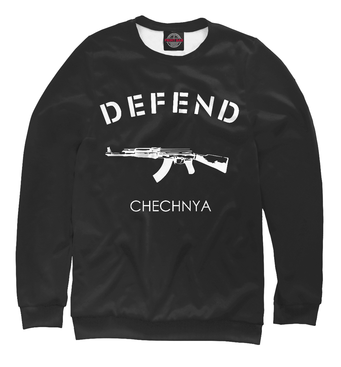Купить Defend Chechnya, Printbar, Свитшоты, APD-613216-swi-2