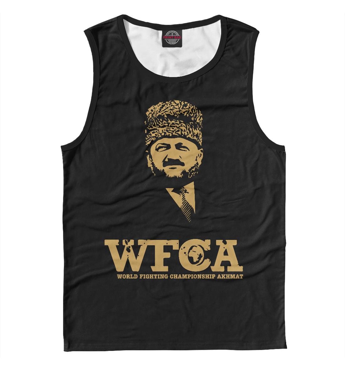 Купить WFCA Federation Black, Printbar, Майки, AFC-668166-may-2