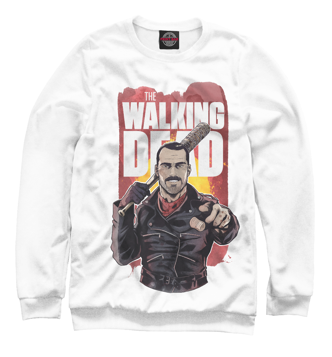 Купить The Walking Dead, Printbar, Свитшоты, HOD-680234-swi-1