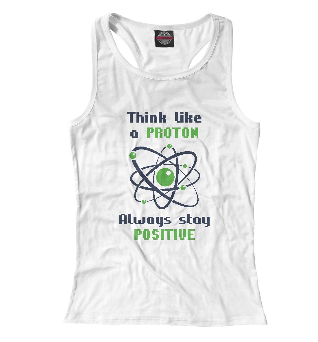 Think like a Proton, always stay positive! jon gordon stay positive