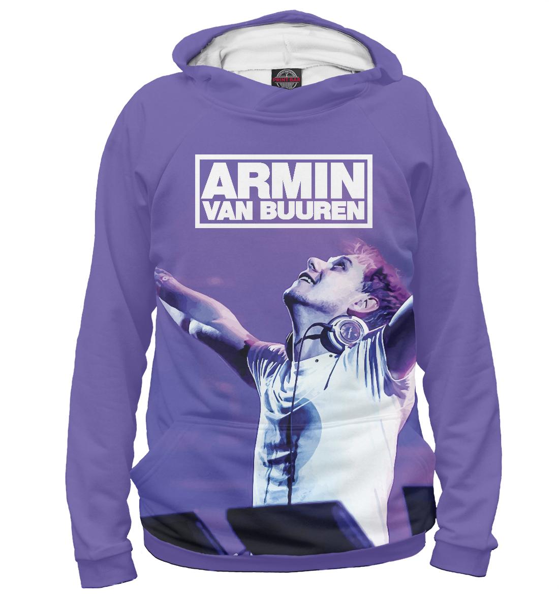 Купить Armin van Buuren, Printbar, Худи, AVB-329104-hud-1