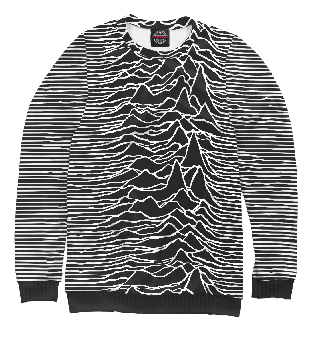 Unknown Pleasures Black недорого