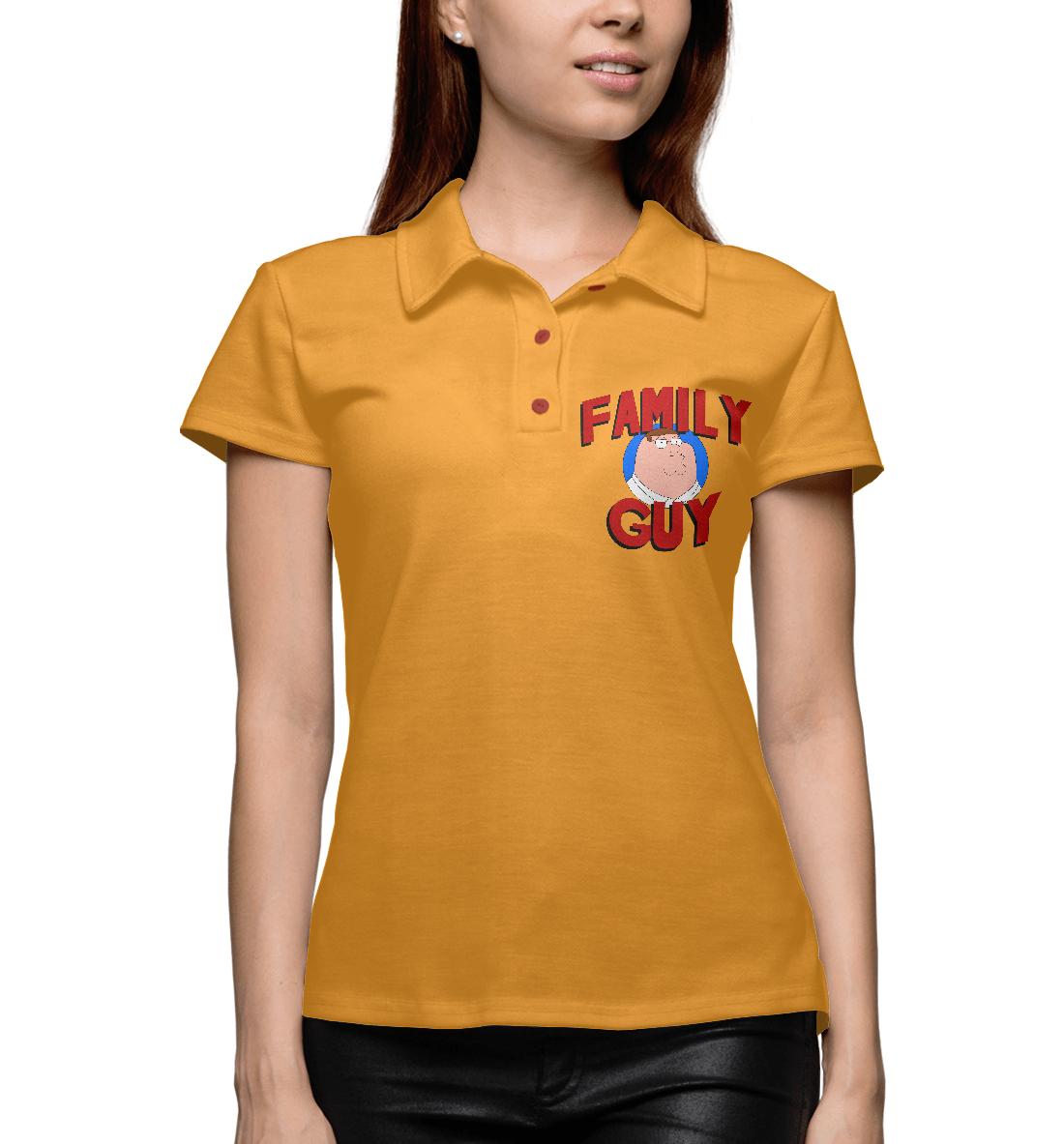 Купить Family Guy, Printbar, Поло, FAM-455116-pol-1