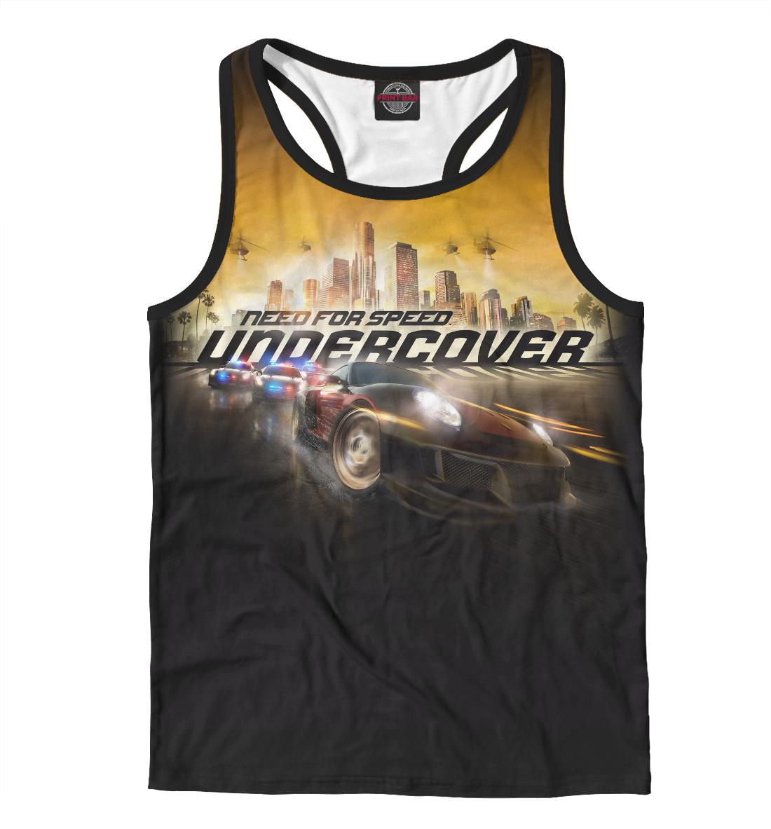 Купить Need For Speed Undercover, Printbar, Майки борцовки, RPG-895060-mayb-2