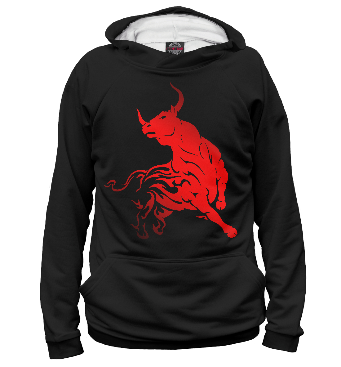 Купить Red Bull, Printbar, Худи, ZIR-381505-hud-2