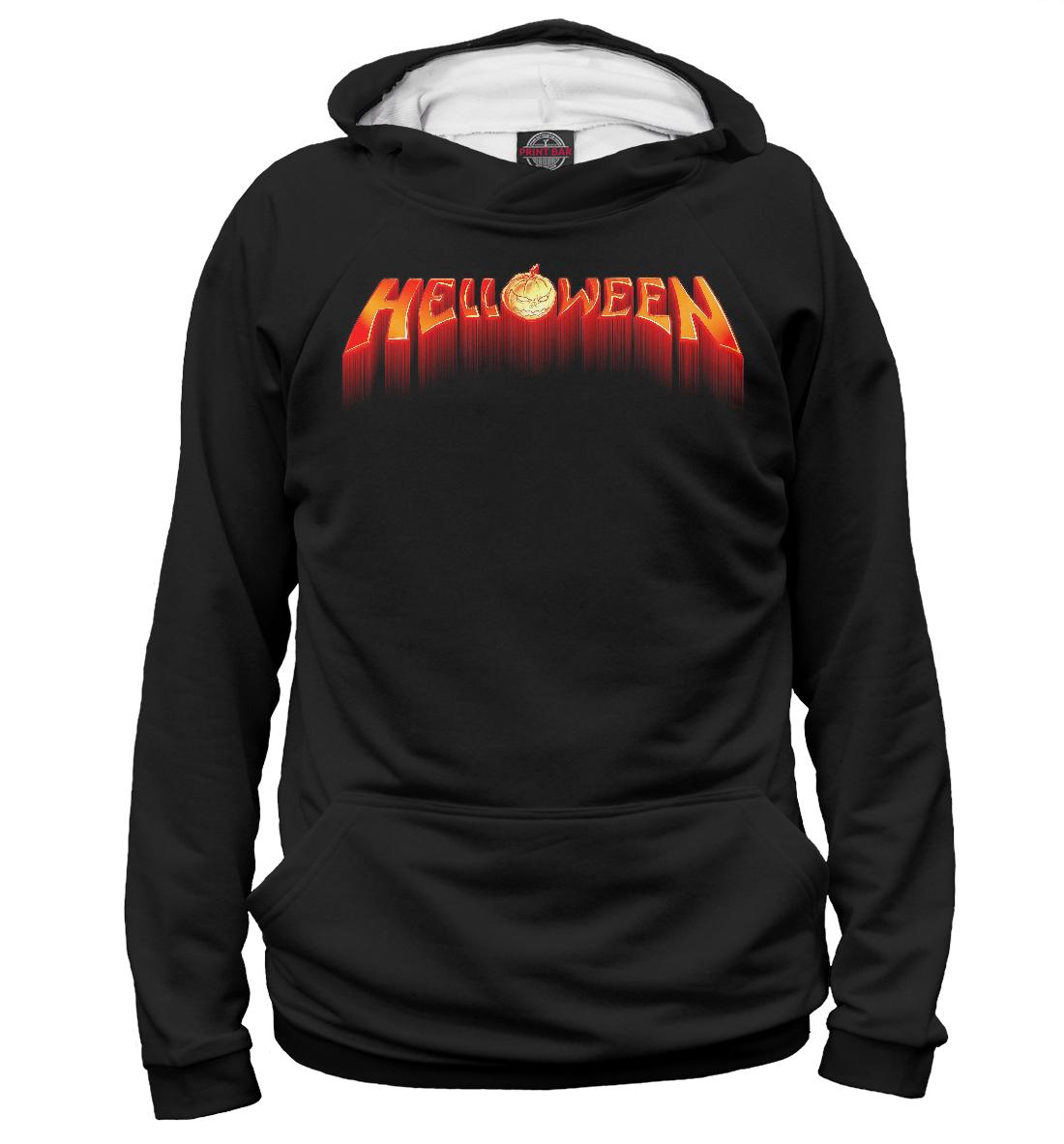Купить Helloween, Printbar, Худи, MZK-317323-hud-1