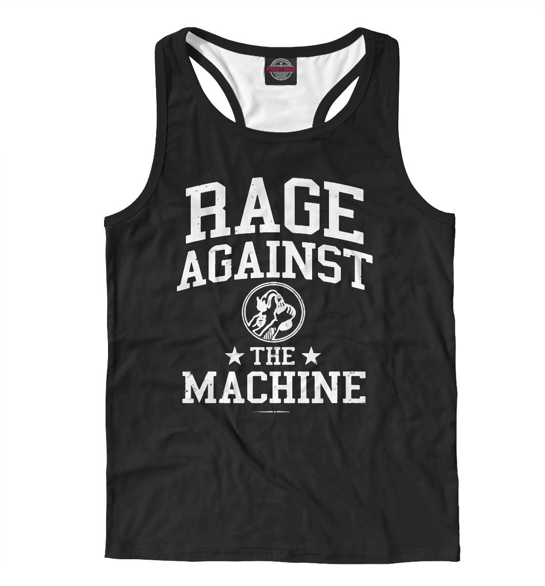 Купить Rage Against the Machine, Printbar, Майки борцовки, RAM-756702-mayb-2