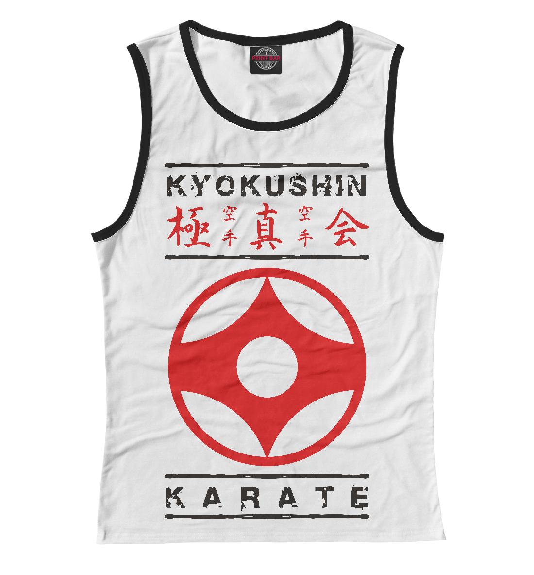 Купить Kyokushin Karate, Printbar, Майки, EDI-496527-may-1