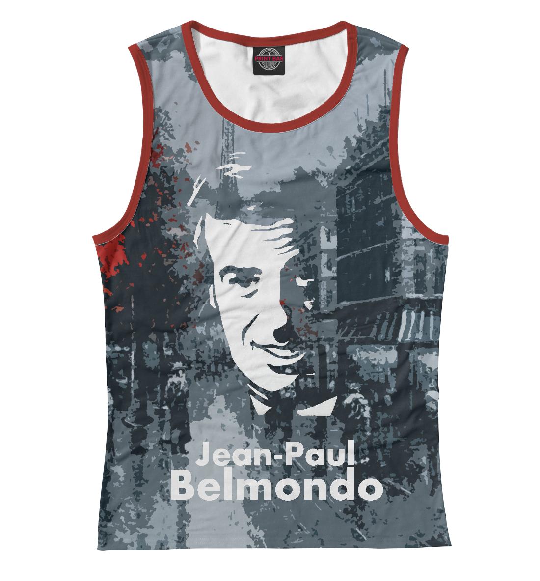 Jean-Paul Belmondo, Printbar, Майки, ZNR-163199-may-1  - купить со скидкой