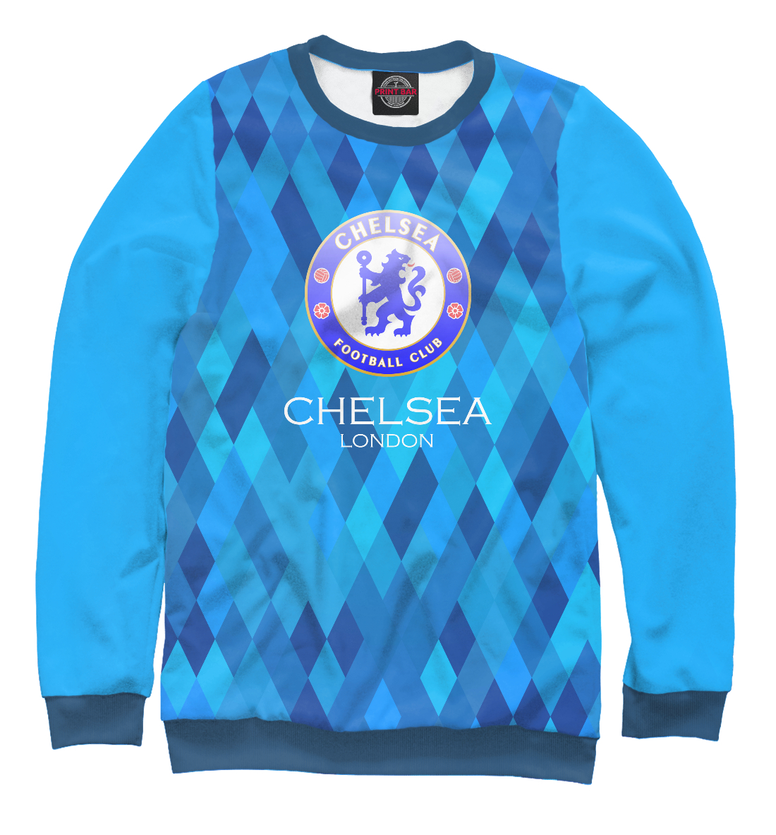 Chelsea, Printbar, Свитшоты, CHL-862995-swi-1  - купить со скидкой