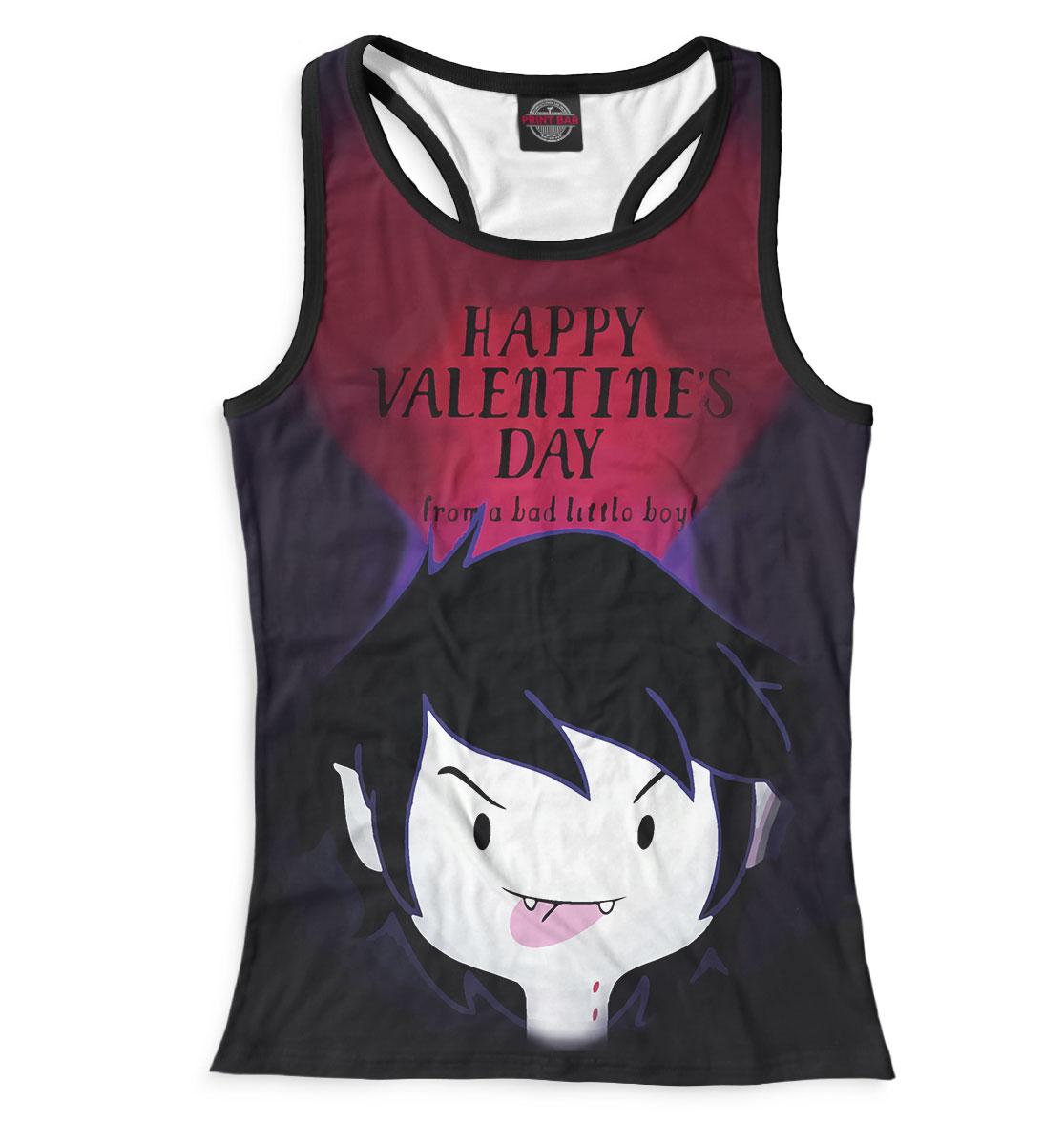Купить Happy Valentine's Day, Printbar, Майки борцовки, 14F-972399-mayb-1