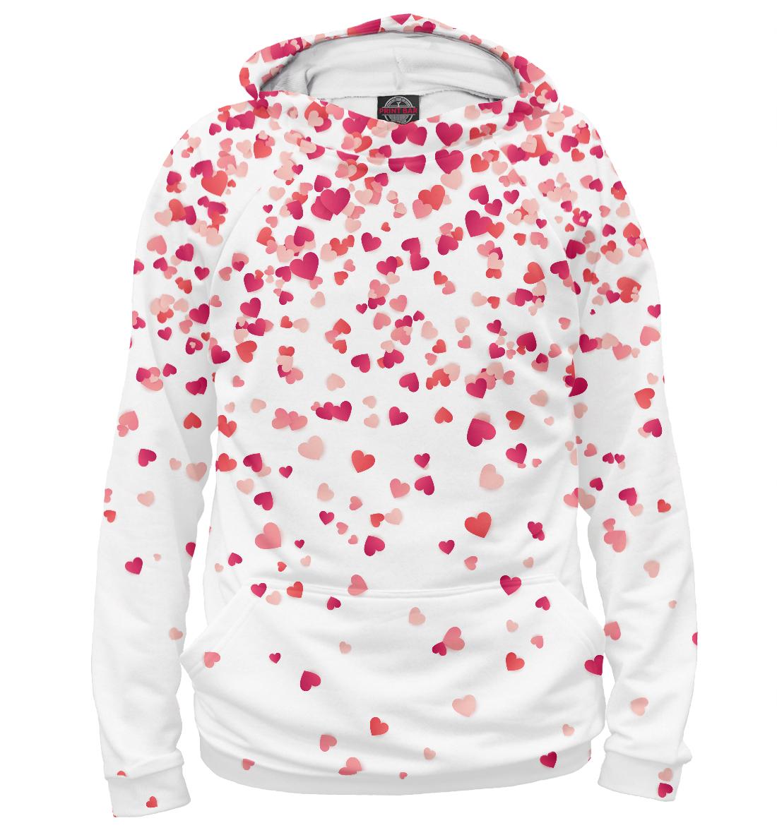 Купить Дождик для влюбленных, Printbar, Худи, SRD-900870-hud-1