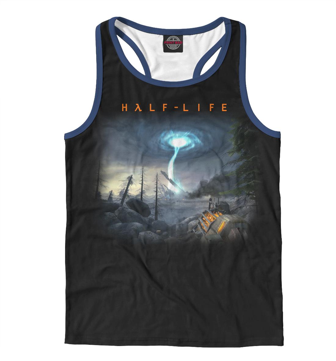 Купить Half-Life, Printbar, Майки борцовки, HLF-295562-mayb-2