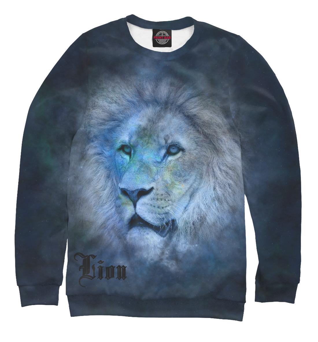 Купить Lion, Printbar, Свитшоты, LEV-224318-swi-1