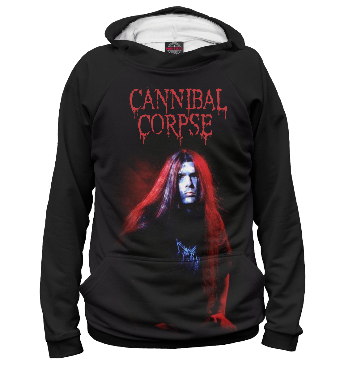 Купить Cannibal Corpse, Printbar, Худи, CCR-512520-hud-1
