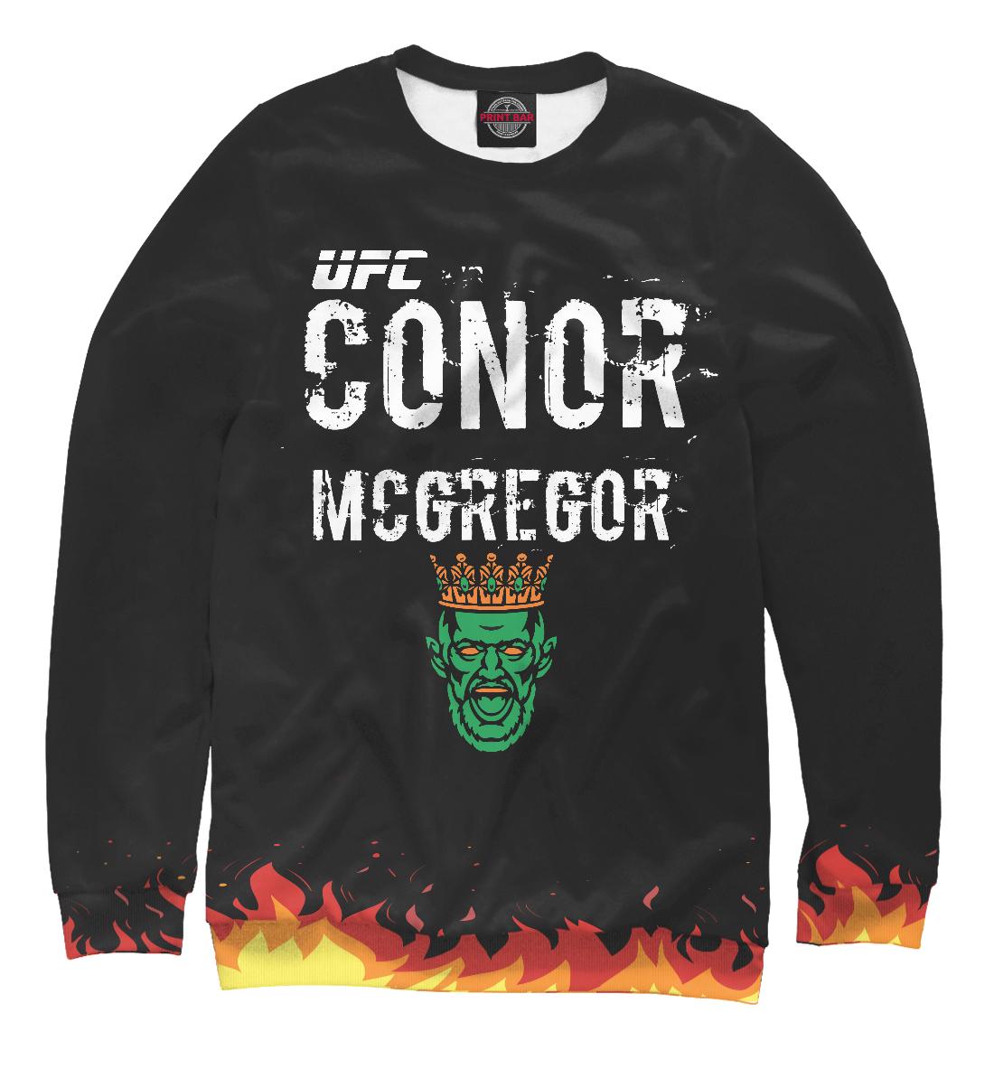 Купить Пламя   UFC Conor McGregor, Printbar, Свитшоты, MCG-542716-swi-1