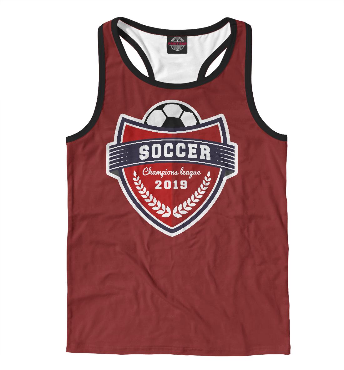 Купить Soccer, Printbar, Майки борцовки, FTO-597639-mayb-2