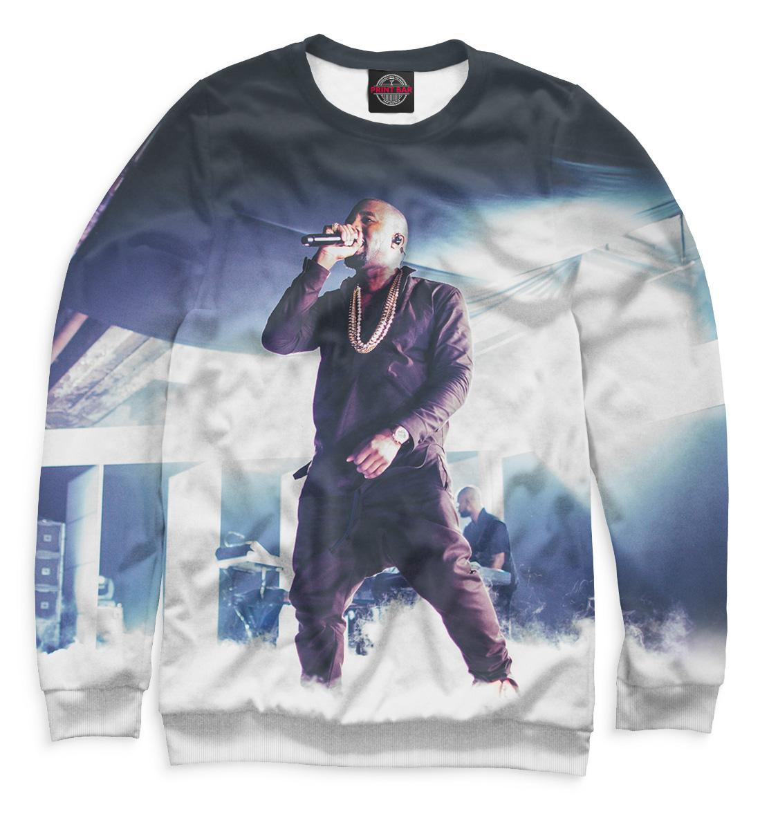 Купить Kanye West, Printbar, Свитшоты, KAW-246601-swi-1