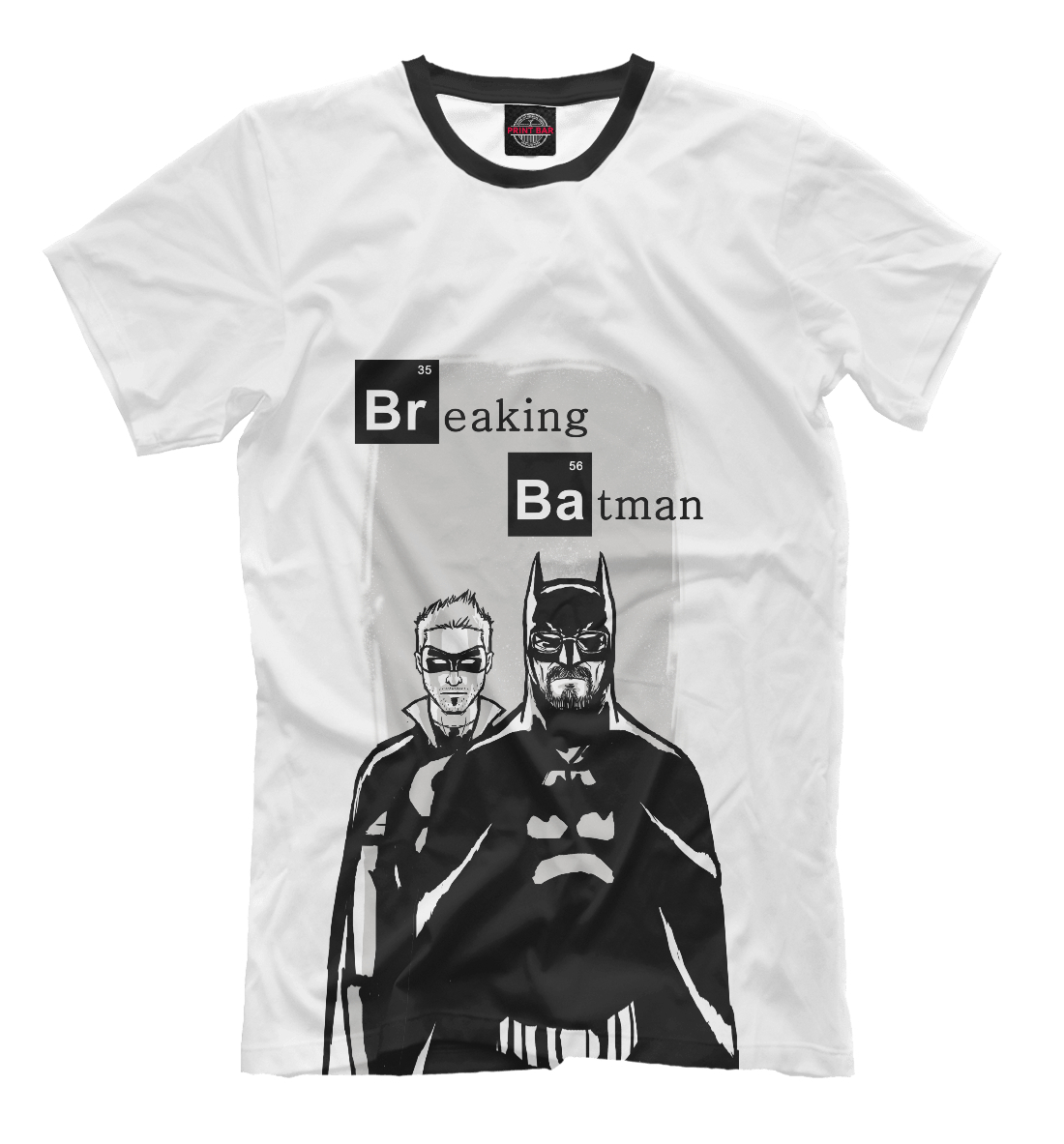Купить Breaking Bad, Printbar, Футболки, VVT-740551-fut-2