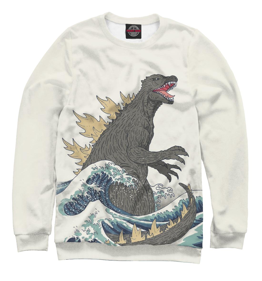 Купить Godzilla, Printbar, Свитшоты, KNO-948120-swi-1
