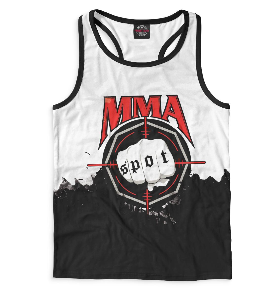 Купить MMA Spot, Printbar, Майки борцовки, MNU-360534-mayb-2