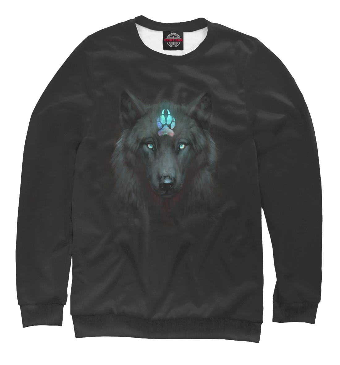 Купить Волк Альфа, Printbar, Свитшоты, VLF-285207-swi-2