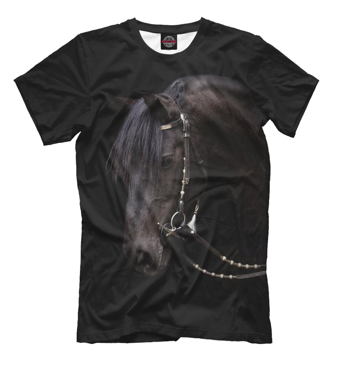 Купить Конь, Printbar, Футболки, LOS-711033-fut-2