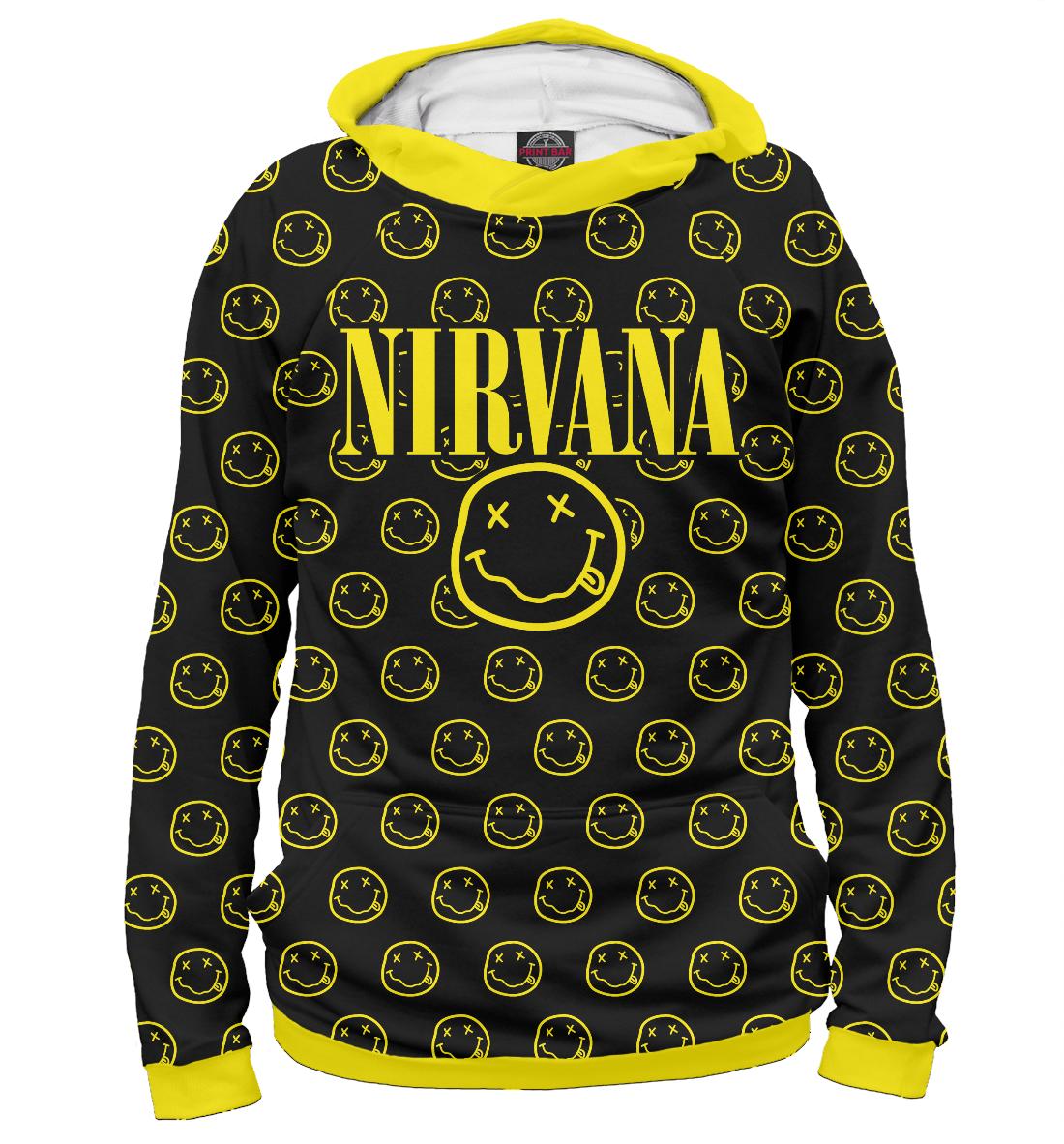 Купить Nirvana Forever, Printbar, Худи, NIR-826108-hud-1