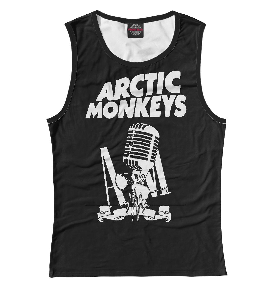 Купить Arctic Monkeys, Printbar, Майки, AMK-917653-may-1