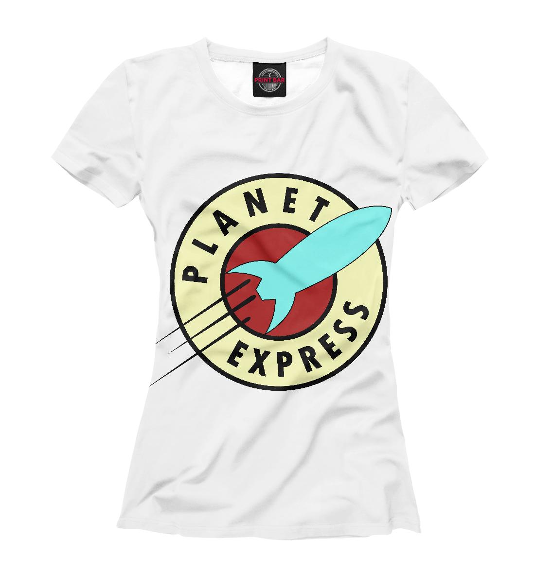 Купить Planet Express, Printbar, Футболки, FUT-420638-fut-1