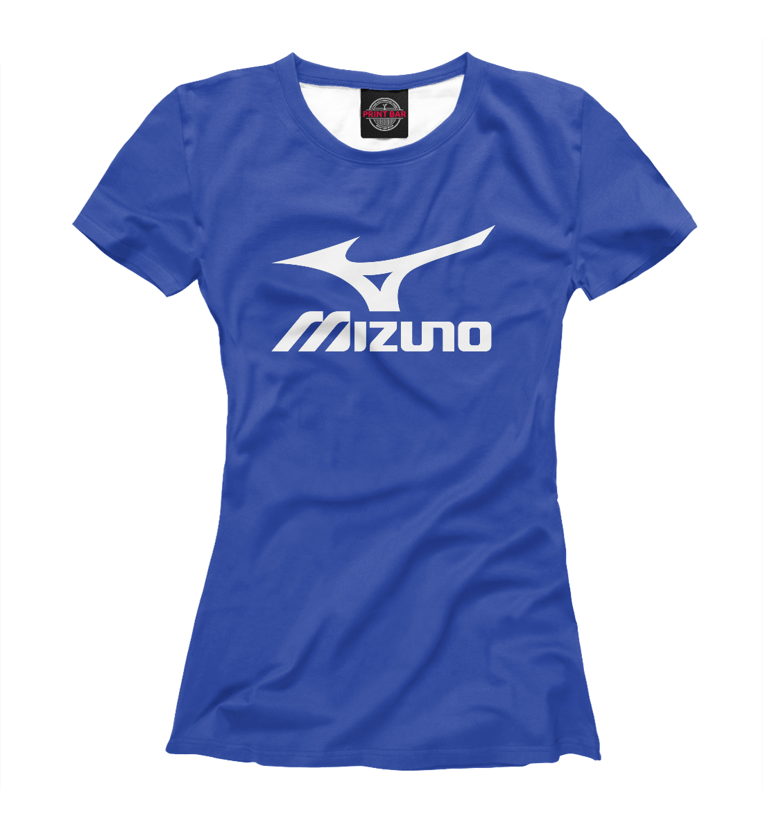 Купить Volleyball (Mizuno), Printbar, Футболки, VLB-803428-fut-1