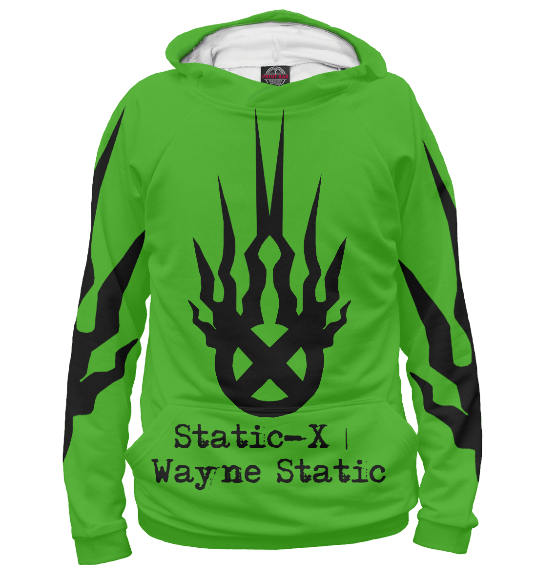 Static-X | Wayne Static Green