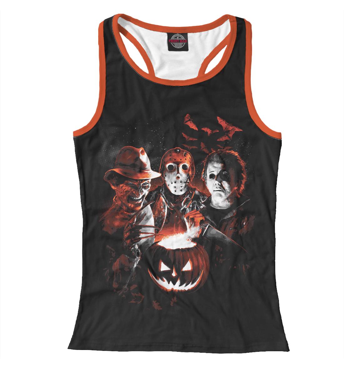 Купить Halloween Horror Team, Printbar, Майки борцовки, HOR-516046-mayb-1