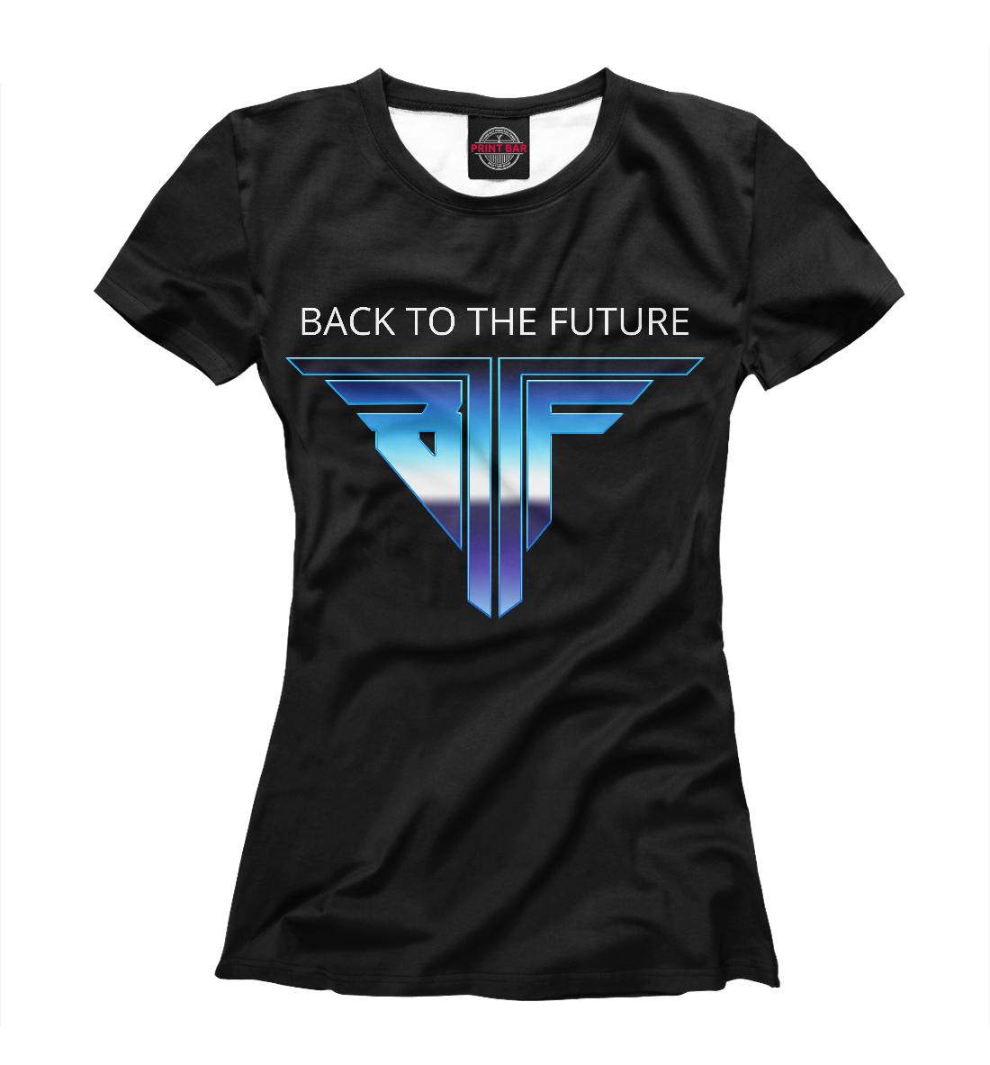 Купить Назад в будущее, Printbar, Футболки, KNO-785881-fut-1