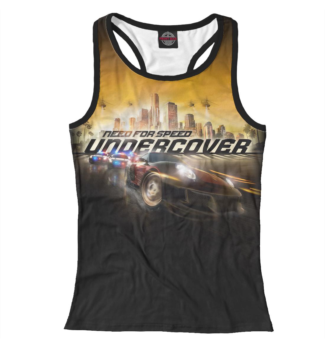 Купить Need For Speed Undercover, Printbar, Майки борцовки, RPG-895060-mayb-1