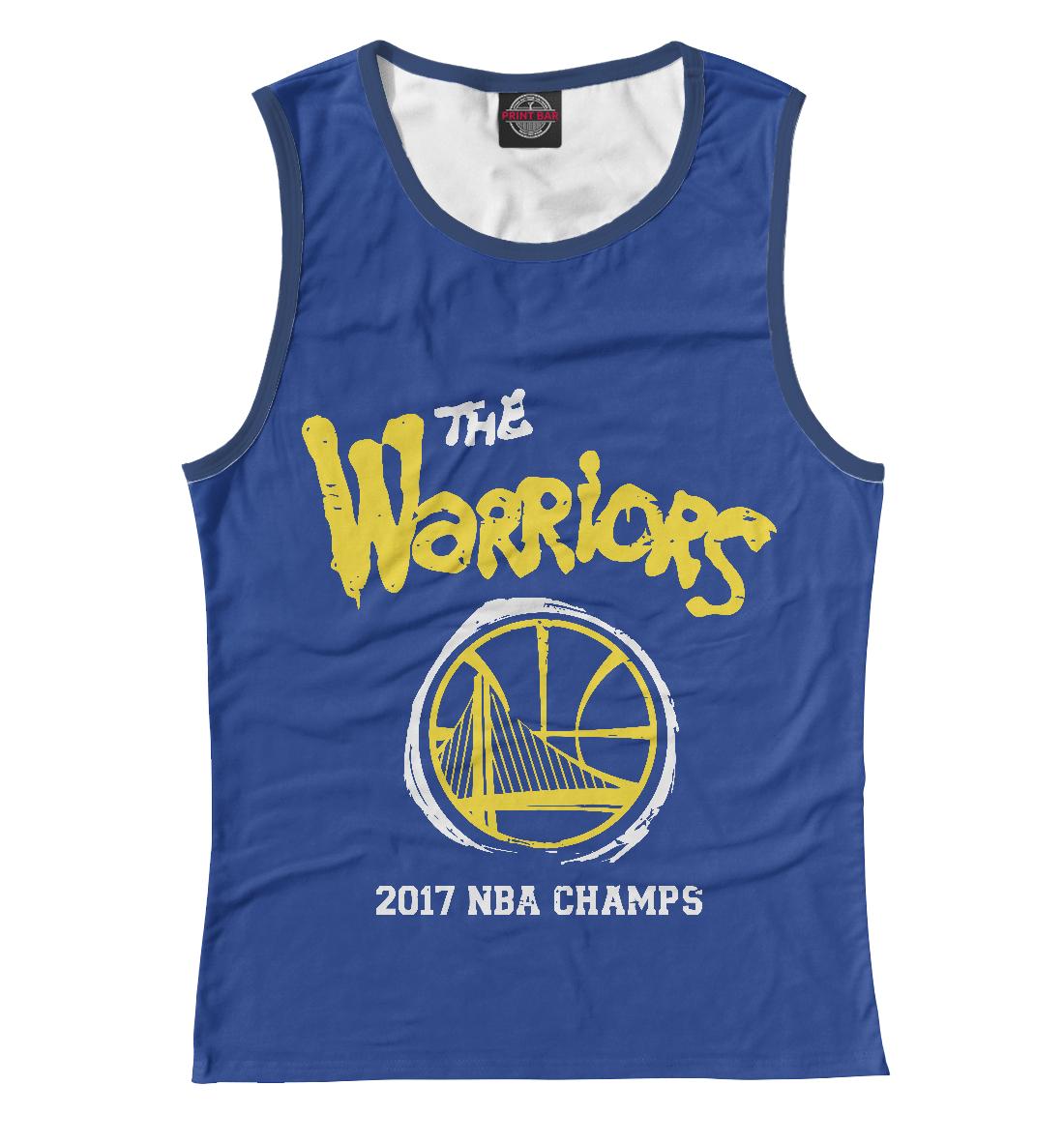 Купить Warriors Champions, Printbar, Майки, NBA-794214-may-1